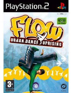 FLOW - URBAN DANCE UPRISING voor Playstation 2