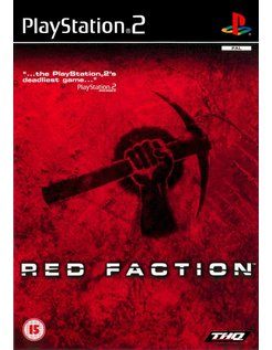 RED FACTION voor Playstation 2