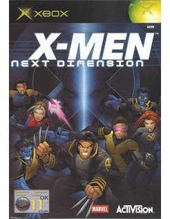 X-MEN NEXT DIMENSION for Xbox