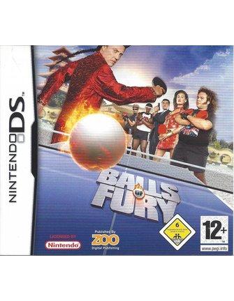 BALLS OF FURY für Nintendo DS