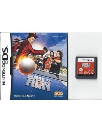 BALLS OF FURY voor Nintendo DS