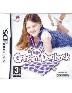 MIJN GEHEIM DAGBOEK für Nintendo DS