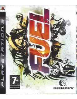 FUEL voor Playstation 3 PS3