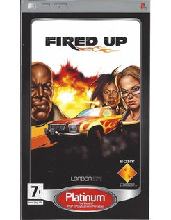 FIRED UP voor PSP
