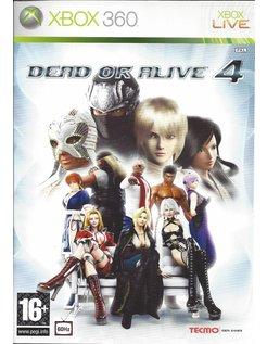 DEAD OR ALIVE 4 für Xbox 360