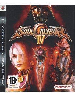 SOUL CALIBUR IV - SOULCALIBUR IV voor Playstation 3 PS3