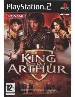 KING ARTHUR THE TRUTH BEHIND THE LEGEND voor Playstation 2 PS2