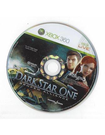 DARK STAR ONE BROKEN ALLIANCE voor Xbox 360