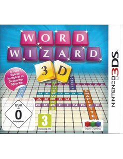 WORD WIZARD 3D for Nintendo 3DS