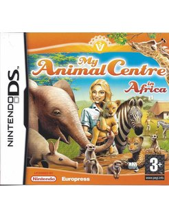 MY ANIMAL CENTRE IN AFRICA for Nintendo DS