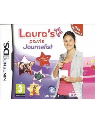 LAURA'S PASSIE - JOURNALIST voor Nintendo DS