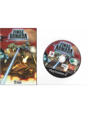 FINAL ARMADA für Playstation 2 PS2
