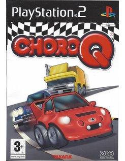 CHOROQ CHORO Q voor Playstation 2 PS2