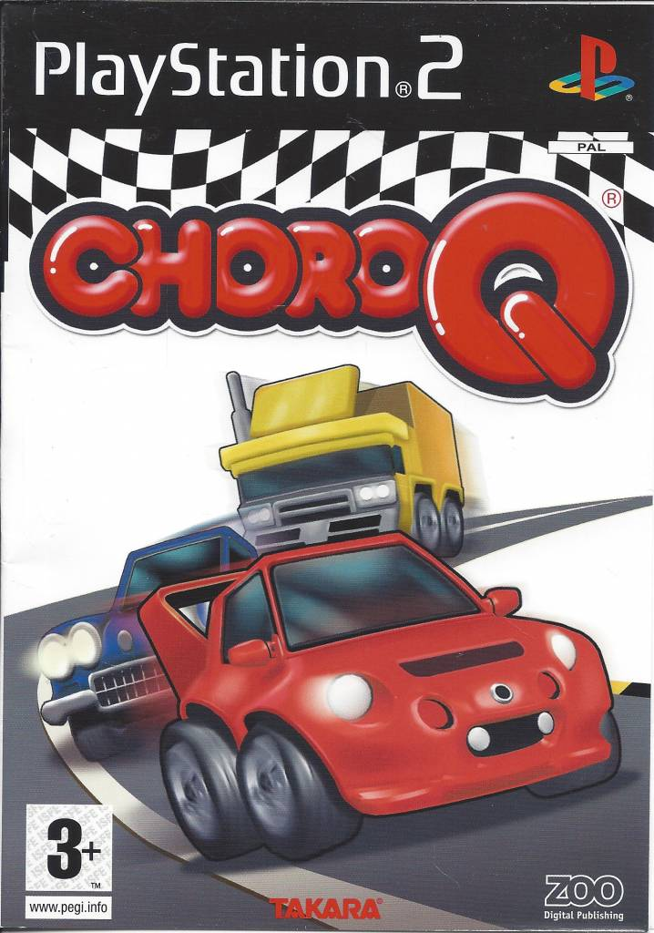 Choroq For Playstation 2 Ps2 Passion For Games Webshop Passion For Games