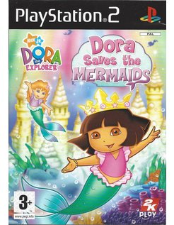 DORA SAVES THE MERMAIDS voor Playstation 2 PS2
