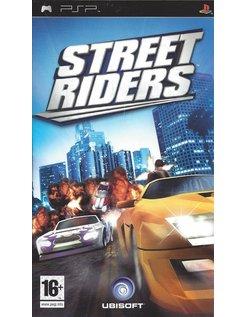 STREET RIDERS für PSP