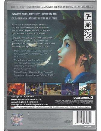 KINGDOM HEARTS voor Playstation 2 PS2
