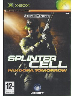 SPLINTER CELL PANDORA TOMORROW voor Xbox
