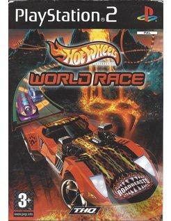 HOT WHEELS WORLD RACE voor Playstation 2 PS2