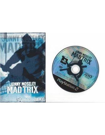 JONNY MOSELEY MAD TRIX für Playstation 2 PS2