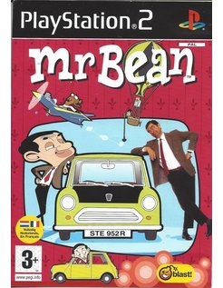 MR BEAN for Playstation 2 PS2