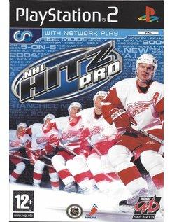 NHL HITZ PRO voor Playstation 2 PS2
