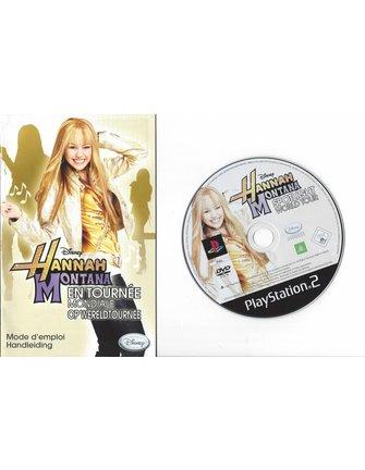 HANNAH MONTANA SPOTLIGHT WORLD TOUR für Playstation 2 PS2