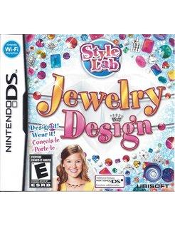 STYLE LAB JEWELRY DESIGN voor Nintendo DS