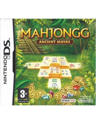 MAHJONGG ANCIENT MAYAS for Nintendo DS