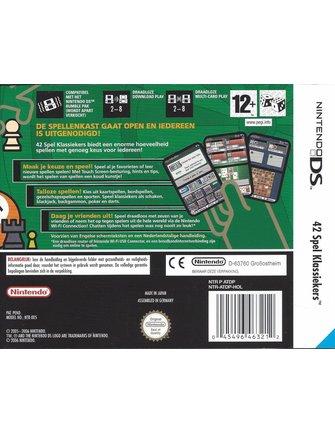 42 SPEL KLASSIEKERS für Nintendo DS