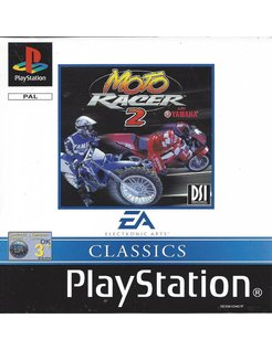 MOTO RACER 2 voor Playstation 1 PS1
