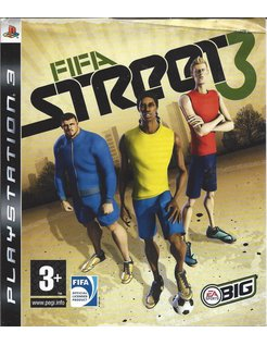 FIFA STREET 3 voor Playstation 3 PS3