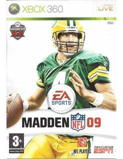 MADDEN NFL 09 voor Xbox 360