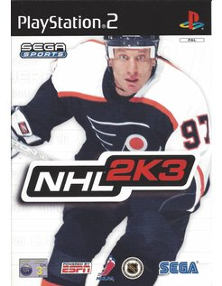 NHL 2K3 voor Playstation 2 PS2