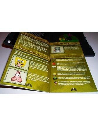 SPONGEBOB SQUAREPANTS BATTLE FOR BIKINI BOTTOM voor Gamecube - met doos en handleiding