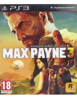 MAX PAYNE 3 voor Playstation 3