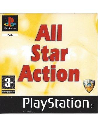 ALL STAR ACTION für Playstation 1 PS1