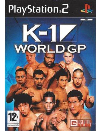 K-1 WORLD GP für Playstation 2 PS2