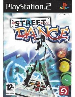 STREET DANCE voor Playstation 2 PS2