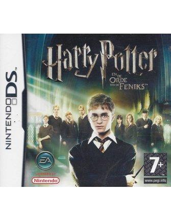 HARRY POTTER EN DE ORDE VAN DE FENIKS VOOR Nintendo DS - compleet