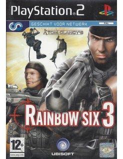 TOM CLANCY'S RAINBOW SIX 3 für Playstation 2