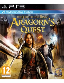 THE LORD OF THE RINGS - ARAGORN'S QUEST voor Playstation 3 NIEUW in seal