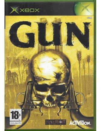 GUN für Xbox - in OVP mit Anleitung