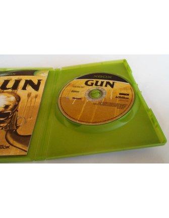 GUN voor Xbox - met doos en handleiding