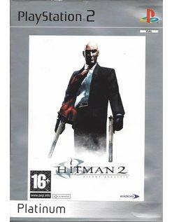 HITMAN 2 SILENT ASSASSIN für Playstation 2 PS2