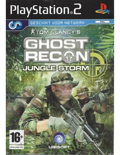 GHOST RECON JUNGLE STORM für Playstation 2 PS2