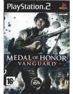 MEDAL OF HONOR VANGUARD voor Playstation 2 PS2