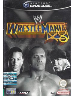 WWE WRESTLEMANIA X8 for Nintendo Gamecube