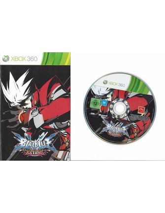 BLAZBLUE CONTINUUM SHIFT EXTEND voor Xbox 360