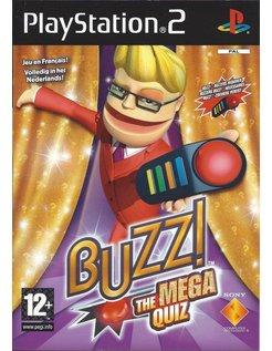 BUZZ THE MEGA QUIZ für Playstation 2 PS2